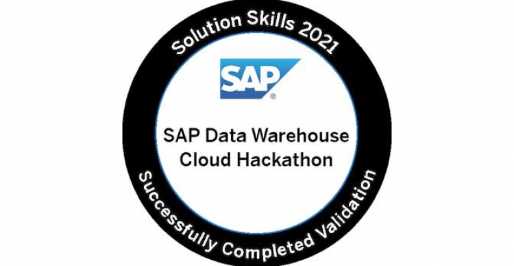 sap datawarehouse cloud hackatlon