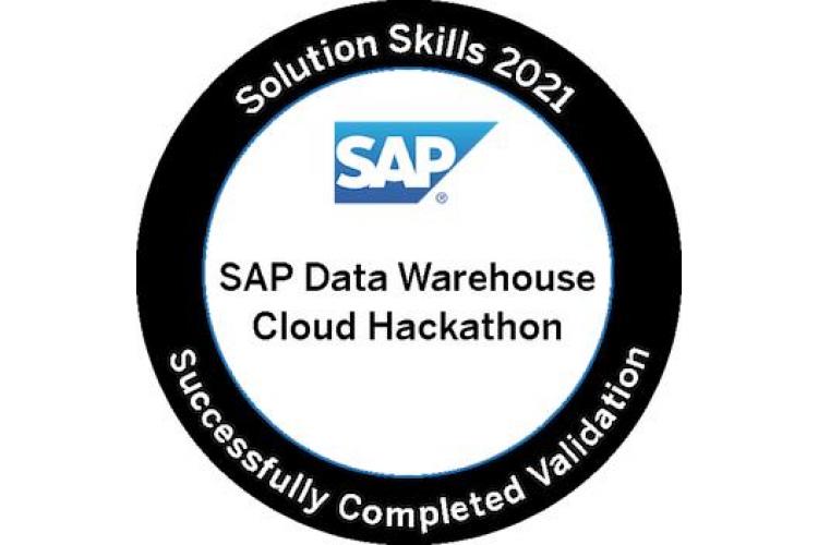 sap datawarehouse cloud hackatlon